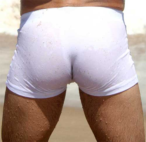 Mens Hairy Butt 51